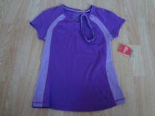 Women's Danskin Now Active Tee S Nwt Shirt Sportswear Avtivewear Exercise Headba