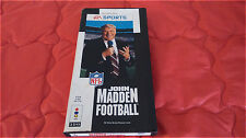 JOHN MADDEN FOOTBALL-3DO-COMPLETO - USA
