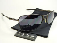 Oakley Crosshair Pewter Black Sonnenbrille Pilotenbrille Square Wire Nanowire OO
