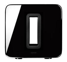 Sonos Sub Wireless Subwoofer - Black - Brand New