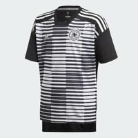 Brand New Official Adidas 2018 Germany Soccer Pre-Match Jersey Men's Size L $60