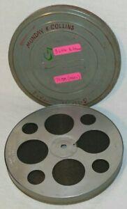 "Vintage 3 Little Kitten 1939 Movie Film 1938 B&W 16mm Educational Animal 7"" reel"