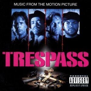 Trespass (1992) Ice-T, Ice Cube, Public Enemy.. [CD]