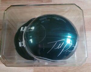 2000 Bowman Reserve Autographed Mini Helmets Todd Pinkston Eagles Sealed New