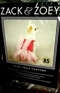 PET & DOG COSTUMES, FAIRY TAILS, halloween, xsm. to large