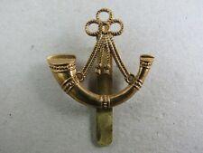 Military Cap/Beret Badge The Sherwood Rangers Yeomanry British Army
