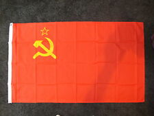 Russian Soviet Flag USSR WW2 CCCP Communist/Socialist Red Army 1945 Communism bn