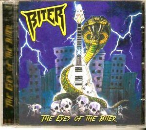 Biter - The Eyes Of The Biter (CD). 2017. New.