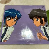 Clamp School Detectives Anime Production Cel picture From JP m937