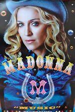 Madonna M Original Poster