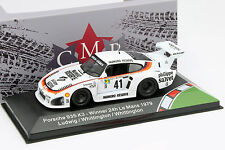 Porsche 935 K3 #41 gagnant 24h LeMans 1979 Ludwig, Whittington, Whittington 1:43