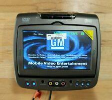 Invision Shmd-0701-bx Revolution DVD Headrest Monitor B Chevy Ford