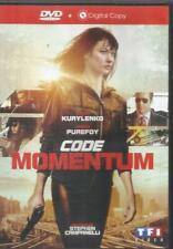 DVD   CODE MOMENTUM  (OLGA KURYLENKO/JAMES PUREFOY)