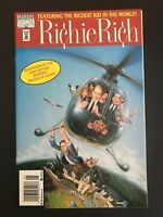 Richie Rich Movie Adaptation Newsstand Variant 1 Macauly Culkin Nm Condition