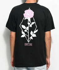 9d236b03ac Empyre Above Eden Flora T-Shirt Flowers Tee Front Back Print New Exclusive  New