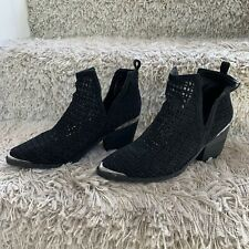 Jeffrey Campbell Cromwell Bootie-8.5