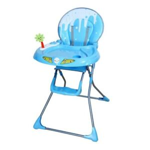 HARRY AND HONEY ADJUSTABLE HIGH CHAIR MUSICAL