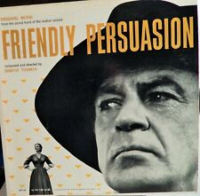 FRIENDLY PERSUASION (1956 DIMITRI TIOMKIN) SOUNDTRACK LP GARY COOPER