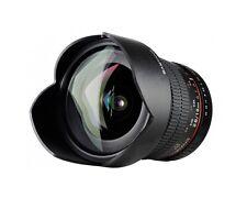 Samyang 10 mm F/2.8 CS AS NCS ED Superweitwinkel Objektiv für Anschluss Canon EF