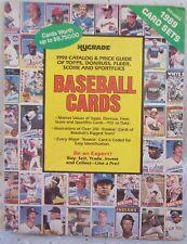 BASEBALL CARDS CATALOG & PRICE GUIDEHYGRADE 1989 TOPS - DONRUSS - FLEER