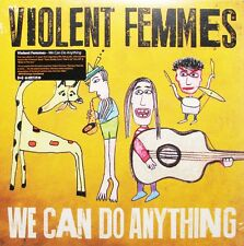 Violent Femmes WE CAN DO ANYTHING 9th Studio +MP3s NEW SEALED VINYL RECORD LP