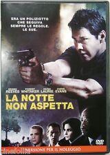 Dvd La Notte non aspetta con Keanu Reeves 2008 Usato