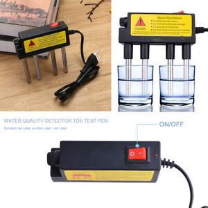 Electrolyzer Schnell Wasser Qualität bar Prüfgerät Prüfung Elektrolyse Eisen