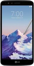 LG Stylo 3 LS777 - 16GB 4G LTE BOOST Mobile ONLY + Clean ESN Black - Preowned