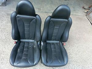 Leather seats & door panels & more Honda CRX EG2 VTI & EH6 ESI Bj. 1992-1998