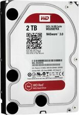 Western Digital WD Red 2TB, SATA 6Gb/s (WD20EFRX)