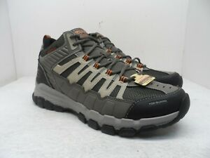 Skechers Men's Outland 2.0 - Girvin Hiking Boot 51587 Brown/Taupe Size 13M
