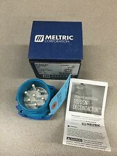 NEW IN BOX MELTRIC INLET PLUG 33-18167-972