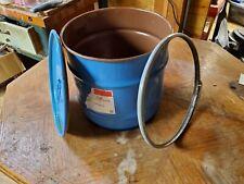 Food Grade Mini metal barrels