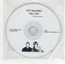 (FV878) Not Squares, Fall Far - 2012 DJ CD