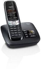 Gigaset C620A Dect-Schnurlostelefon 55min Anrufbeantworter Babyphone schwarz X36