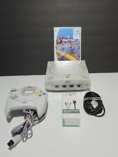 Sega Dreamcast Launch Edition White Console (NTSC) HKT-3020 TESTED! + Crazy taxi