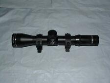 Horton Archery Crossbow Scope 4x32mm,Mult-A-Range Reticle,w/Scope Rings #Ss047