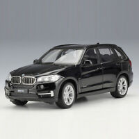 1:24 Scale BMW X5 SUV Model Car Diecast Vehicle Collection Display Gift Black