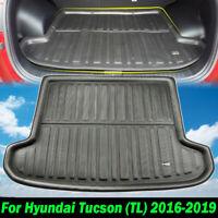 Boot Cargo Floor Mat Liner Rear Trunk Tray For Hyundai Tucson 2016 2017 2018 19
