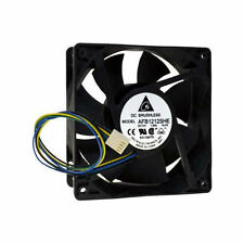 Delta AFB1212SHE-PWM 120x38mm Extreme Hi Fan, 4pin PWM