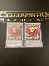 X2 Black Rose Moonlight Dragon Super Rare First Edition NM