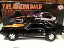 1:18 GMP ACME 1968 Pontiac Firebird The Blackbird Limited Edition 1 of 948
