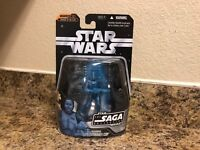Hasbro Star Wars Saga Collection Holographic Clone Commander Cody #056 NEW