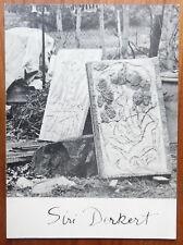 Siri Derkert - Ulf Linde - Stedelijk museum - 1962 - Catalogue no. 303