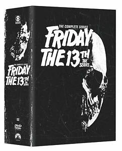 Friday The 13th - The Series: The Complete TV Series Box Set New Sealed See desc