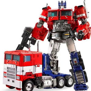 NEW!Weijiang Transformers Optimus Prime SS38 Bumblebee Movie 32CM Alloy Figure