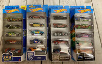 Hot Wheels Vehicle 5-Pack- Box Brand New And Sealed Bundle Of 4 Packs (20 Cars)