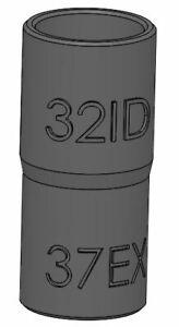 Mirka clean up kit 37EX to 32ID Festool midi hose adapter