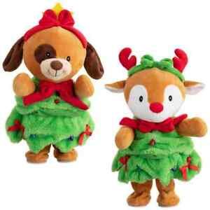 Dancing Dog/Reindeer Christmas Decoration Seasonal Gifts/Presents KIDS TOYS