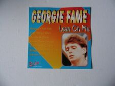 Georgie Fame - Lean on Me - CD - 14 Tracks (2).